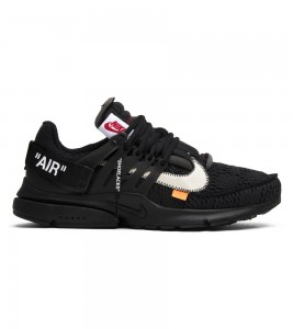 Кроссовки Off-White x Nike Air Presto Black