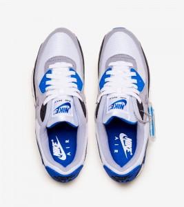 Кроссовки Nike Air Max 90 Royal - Фото №2
