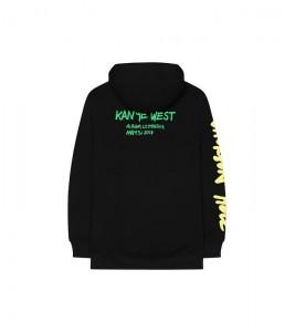 Худи Kanye West Wyoming Black - Фото №2