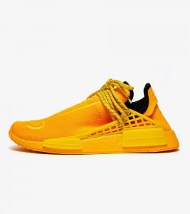 Кроссовки adidas Pharrell x NMD Human Race Yellow
