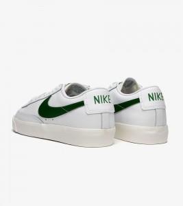 Кроссовки Nike Blazer Low Leather - Фото №2
