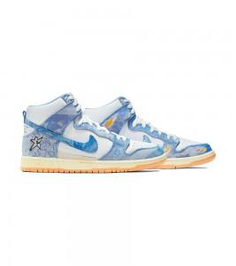 Кроссовки Nike Sb Dunk High Carpet Company