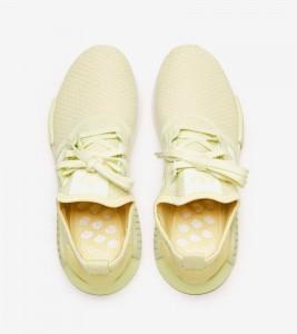 Кроссовки adidas NMD R1 Yellow W - Фото №2
