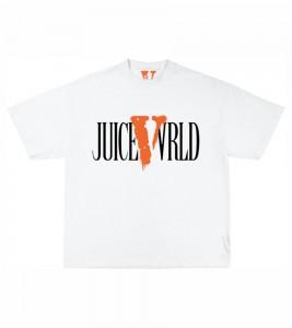 Футболка Juice Wrld x Vlone T-Shirt White
