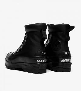 Кроссовки Converse CTAS Duck Boot HI x Ambush - Фото №2