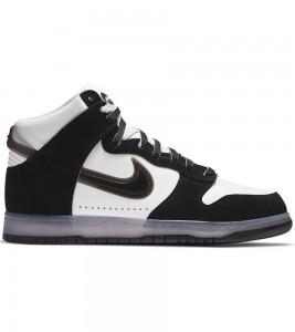 Кроссовки Nike Dunk High Slam Jam White Black