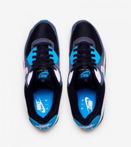 Кроссовки Nike Air Max 90 Reverse Blue - Фото №2