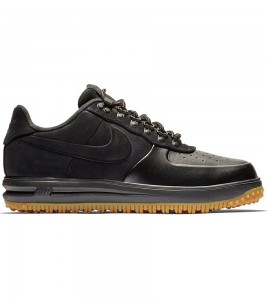 Кроссовки Nike Lunar Force 1 Duckboot Low Black Gum