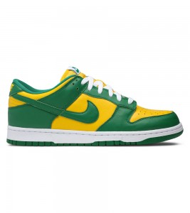 Кроссовки Nike Dunk Low Brazil