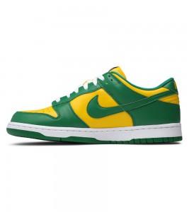 Кроссовки Nike Dunk Low Brazil - Фото №2