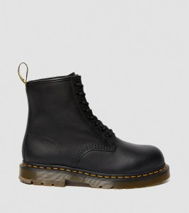 Ботинки Dr. Martens 1460 SLIP RESISTANT STEEL TOE BOOTS