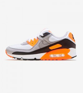 Кроссовки Nike Air Max 90 Total Orange