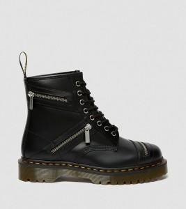 Ботинки Dr. Martens 1460 BEX LEATHER ZIPPER BOOTS