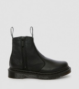 Ботинки Dr. Martens 2976 WOMEN'S LEATHER ZIPPER CHELSEA BOOTS