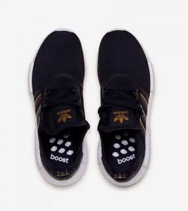 Кроссовки adidas NMD R1 Black WMNS - Фото №2