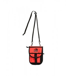 Сумка Supreme х The North Face RTG Utility Pouch Bright Red