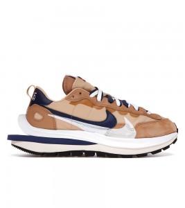 Кроссовки Nike Vaporwaffle sacai Sesame Blue Void