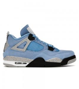 Кроссовки Jordan 4 Retro University Blue