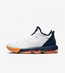 Кроссовки Nike LeBron XVI Low