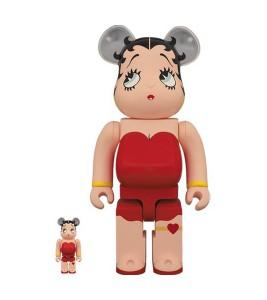 Bearbrick Betty Boop(TM) 100% & 400% Set