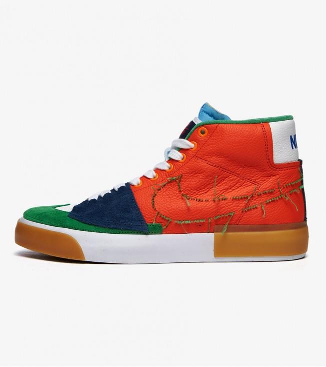 Кроссовки Nike SB Zoom Blazer Mid Edge L