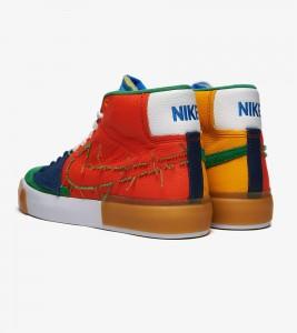 Кроссовки Nike SB Zoom Blazer Mid Edge L - Фото №2