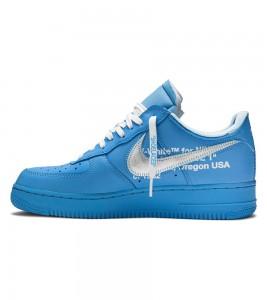 Кроссовки Off-White x Nike Air Force 1 Low '07 MCA - Фото №2