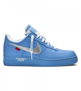 Кроссовки Off-White x Nike Air Force 1 Low '07 MCA