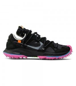 Кроссовки Off-White x Nike Wmns Air Zoom Terra Kiger 5 Athlete in Progress - Black