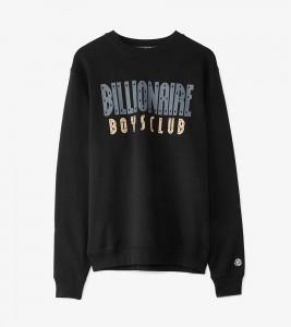 Худи Billionaire Boys Club Straight Logo
