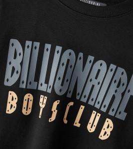 Худи Billionaire Boys Club Straight Logo  - Фото №2
