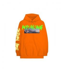 Худи Kanye West Wyoming Orange