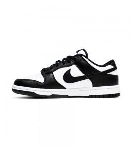 Кроссовки Nike Dunk Low 'Black White' - Фото №2