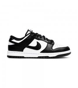Кроссовки Nike Dunk Low 'Black White'