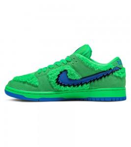 Кроссовки Grateful Dead x Nike SB Dunk Low Green Bear - ???? ?20