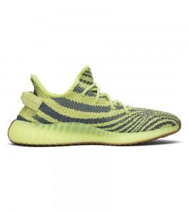 Кроссовки adidas Yeezy Boost 350 V2 Semi Froze Yellow - Фото №2