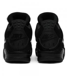 Кроссовки Olivia Kim x Air Jordan 4 Retro No Cover WMNS - Фото №2