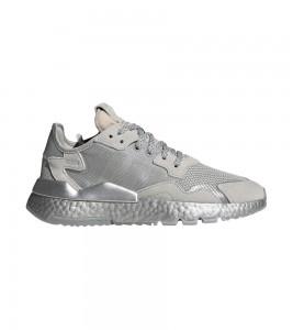 Кроссовки adidas Wmns Nite Jogger 'Grey Silver Metallic'