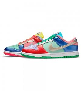 Кроссовки Nike Dunk Low Sunset Pulse (W)