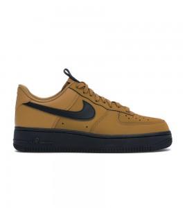 Кроссовки Nike Air Force 1 Low Wheat Black