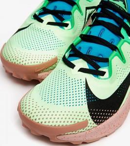 Кроссовки Nike PEGASUS TRAIL 2 Green - Фото №2