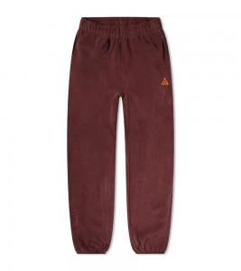Штаны Nike ACG Polar Fleece Pants Golden Burgundy