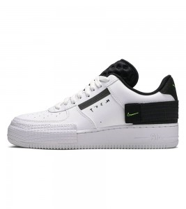 Кроссовки Nike Air Force 1 Type White Black