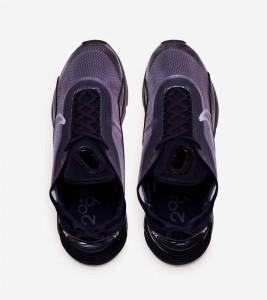 Кроссовки Nike Air Max 2090 Black Grey - Фото №2