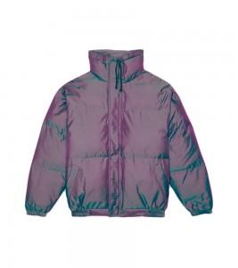 Куртка Пуховик Fear of God ESSENTIALS Puffer Jacket Iridescent