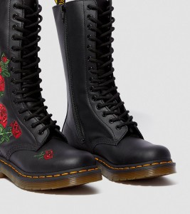 Ботинки Dr. Martens 1914 VONDA LEATHER MID CALF BOOTS - Фото №2