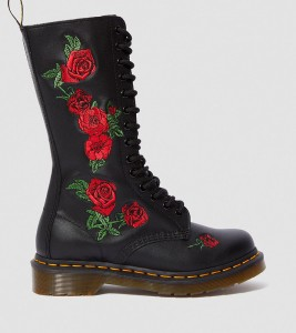 Ботинки Dr. Martens 1914 VONDA LEATHER MID CALF BOOTS