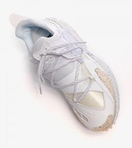 Кроссовки Undercover x Nike React Presto White - Фото №2