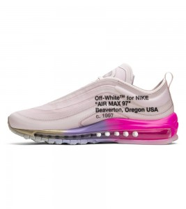 Кроссовки Off-White x Nike Air Max 97 OG Queen - Фото №2