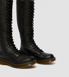 Ботинки Dr. Martens 1B60 VIRGINIA LEATHER KNEE HIGH BOOTS - Фото №2